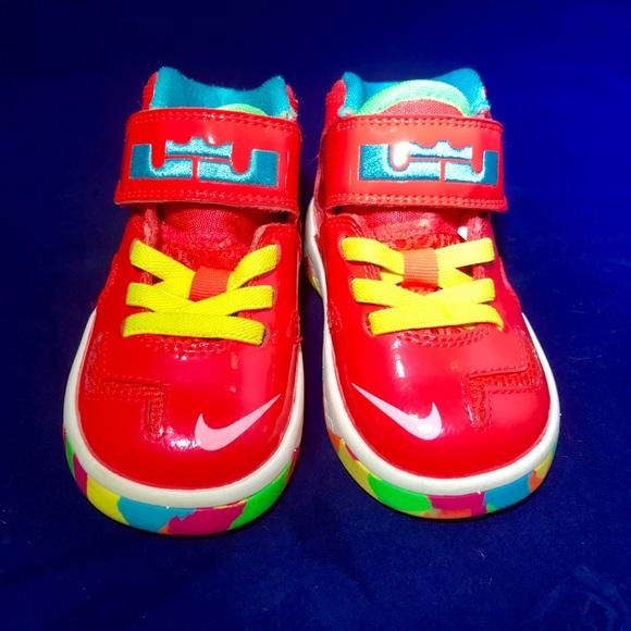 Nike Soldier 2 Lebron Fruity Pebbles